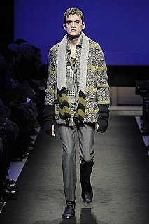 Milan: Missoni Men's Fall 2009
