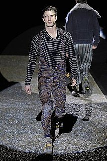 Milan: Vivienne Westwood Men's Fall 2009