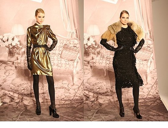 Lanvin Pre-Fall 2009 Collection