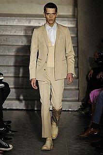 Paris: Givenchy Men's Fall 2009
