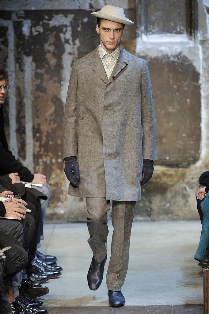 Paris: Dunhill Men's Fall 2009