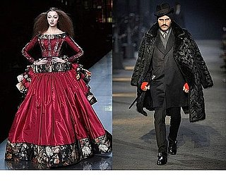 Will Fall 2009 Be A Season Of 19th Century Costumery?