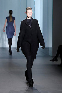 A Video Interview With Calvin Klein's Francisco Costa on The Fall Winter 2008 Fashion Show