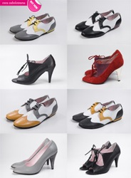 Coca Zaboloteanu Shoes