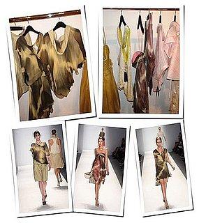 In The Showroom: Chris Han Spring 2009 Tie Dye