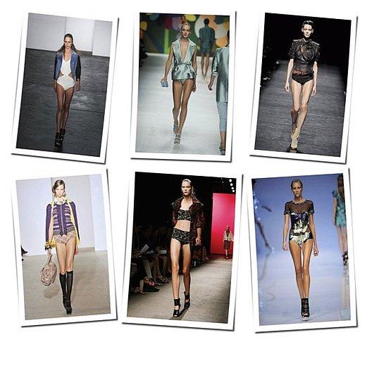 So Many Models, So Few...Pants