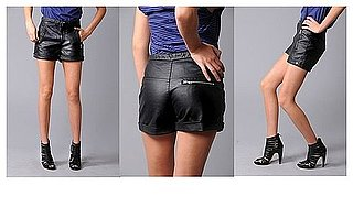 Cheap Monday Makes The Perfect Leather Shorts