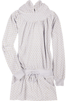 A Cozy Outfit: Manoush Lurex Dot Sweater Dress Was $230 Now $115 @ Net-a-Porter