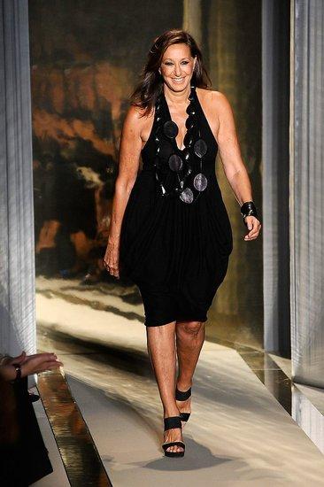 Donna Karan Gives Up On Fur