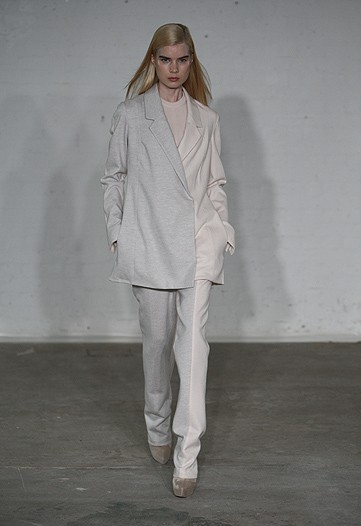 Josh Goot Switches Up Venue, But Not Signature Looks for Fall 2009