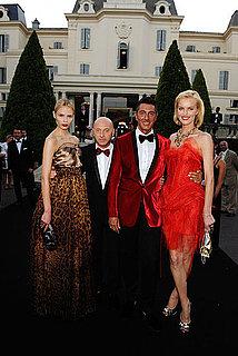 amfAR Cinema Against Aids Gala Brings Out Dolce, Gabbana, Natasha Poly, and a Little Bit of Twi-Hard in Carine Roitfeld