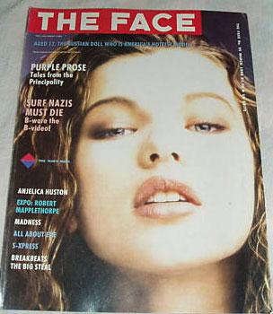 March 1988: Milla Jovovich