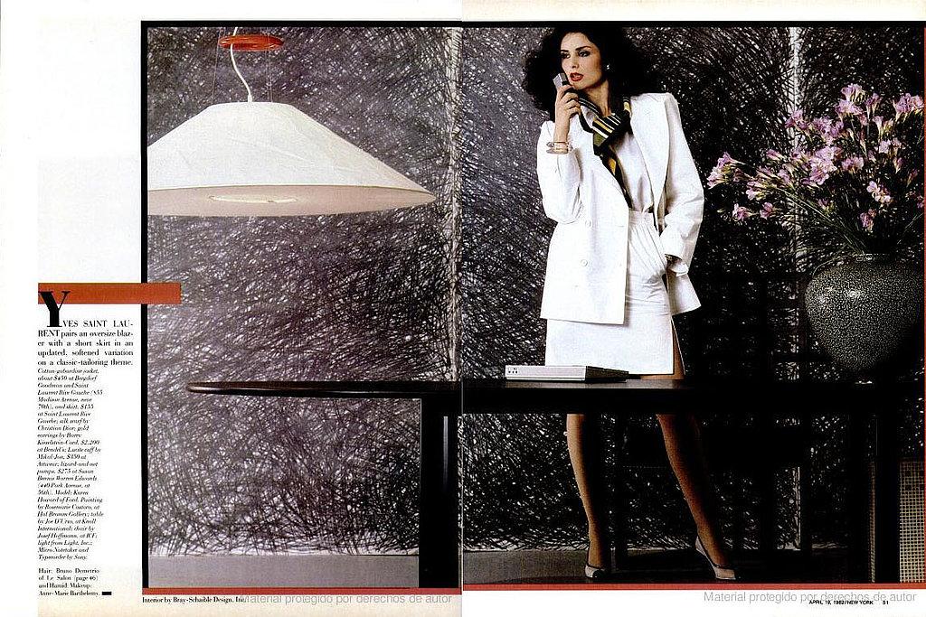 April 1982: Strong Suits