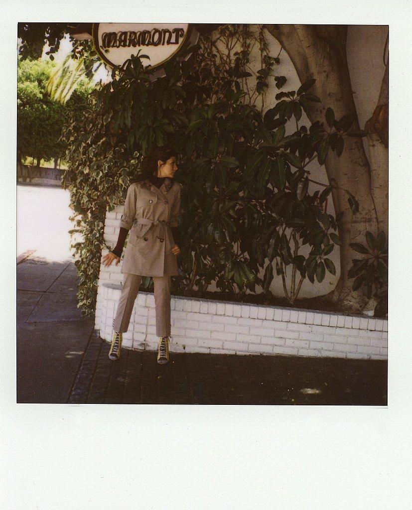 Scott Sternberg Turns His Polaroid Lens on Marisa Tomei for Boy Fall 2009