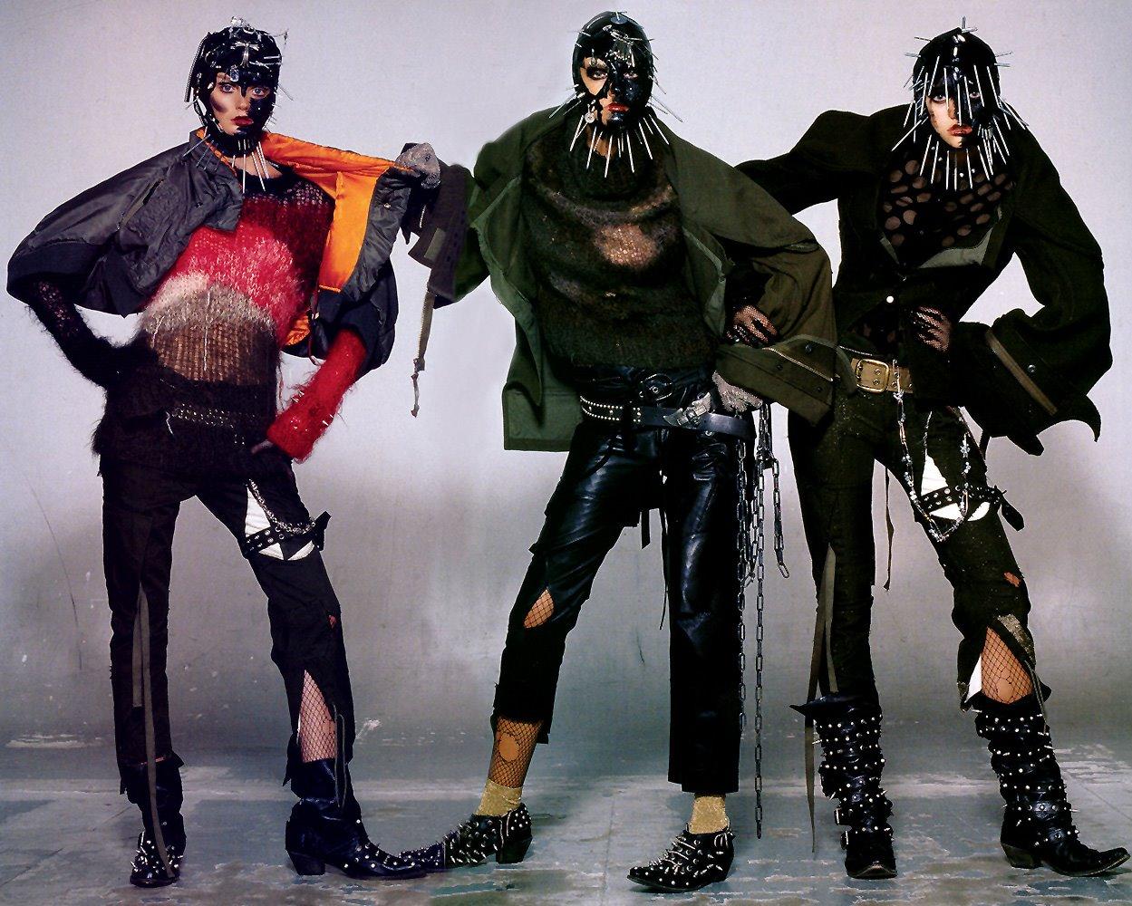 """""""Fight Club,"""" Vogue, September 2006"""