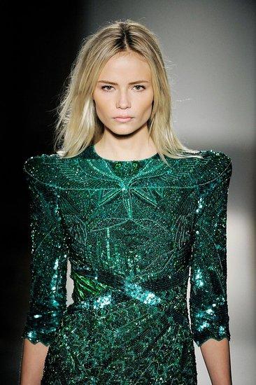 Paris Fashion Week: Balmain Spring 2009