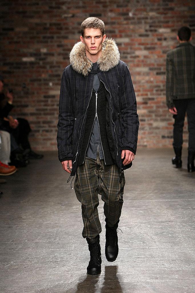 New York Fashion Week Richard Chai Men 39 S Fall 2009 Popsugar Fashion