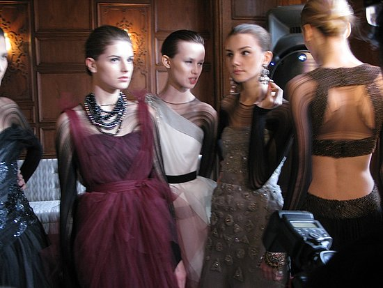 New York Fashion Week: Monique Lhuillier Fall 2009