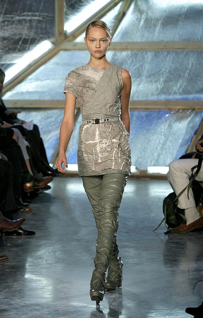 New York Fashion Week: Rodarte Fall 2009