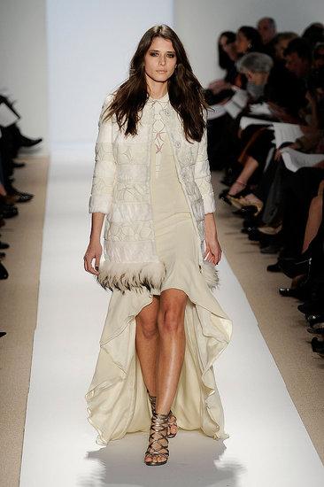 New York Fashion Week: Dennis Basso Fall 2009