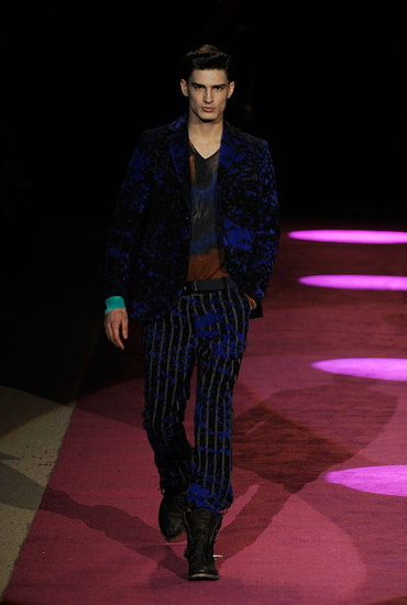 New York Fashion Week: Custo Barcelona Fall 2009