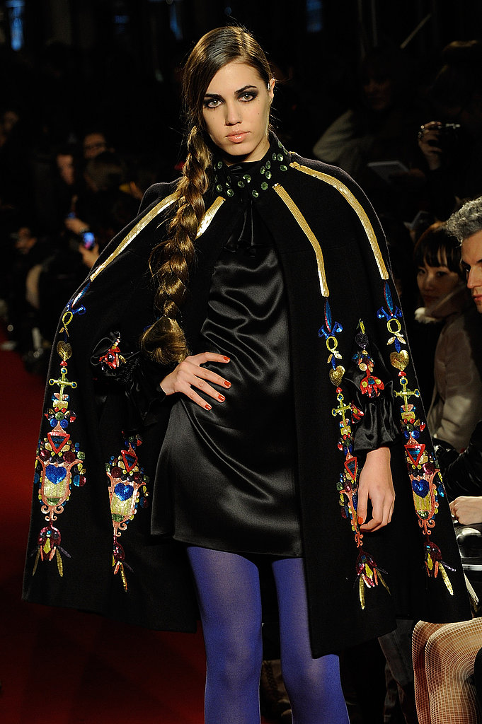 London Fashion Week: PPQ Fall 2009