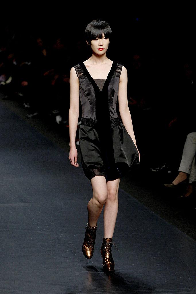 Milan Fashion Week: Massimo Rebecchi Fall 2009