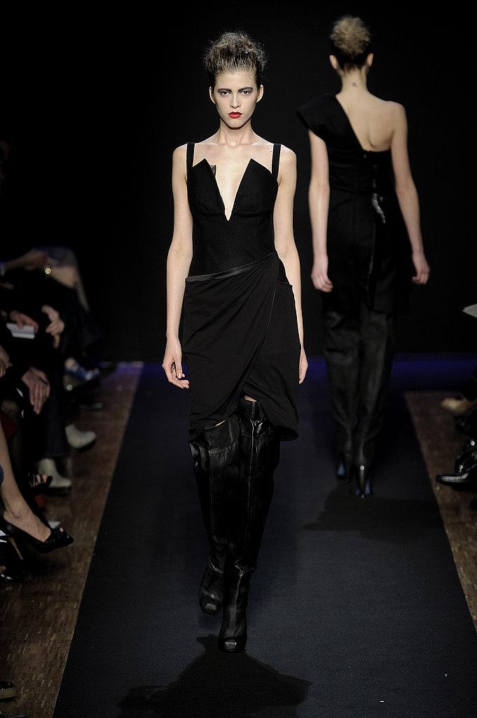 Paris Fashion Week: Costume National Fall 2009