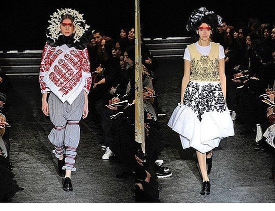 Paris Fashion Week: Tao Comme des Garcons