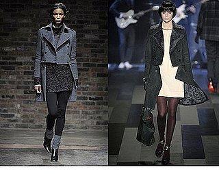 Fall 2009 New York Trend Report: Break-Away Coats