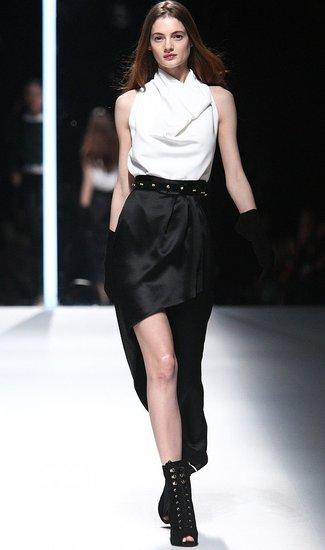 Japan Fashion Week: Nima Fall 2009