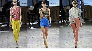 Rachel Comey Spring 2009, The Perfect Silks