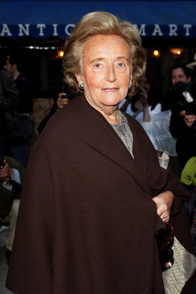 Bernadette Chirac, Photo by D. Venturelli/Wireimage