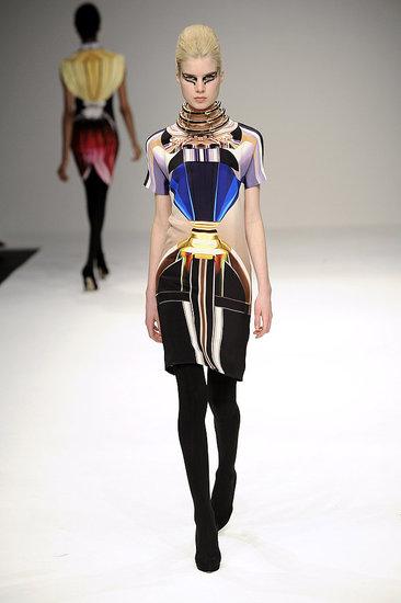 London Fashion Week: Mary Katrantzou Fall 2009