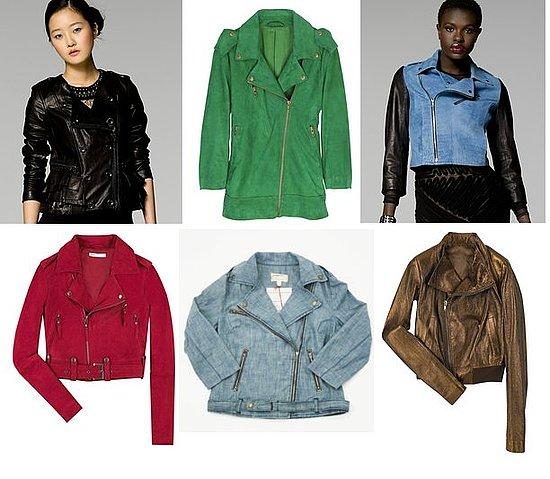 Shopping: Statement Motorcycle Jackets
