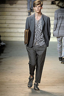 Milan: Missoni Men's Spring 2010