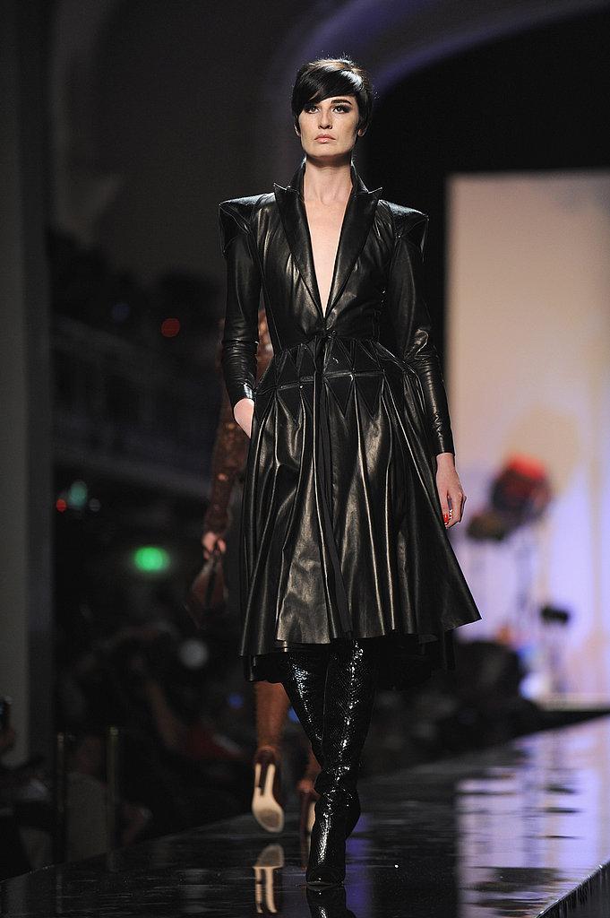 Jean Paul Gaultier Fall 2009 Haute Couture