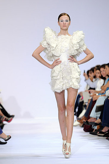 Elie Saab Fall 2009 Haute Couture