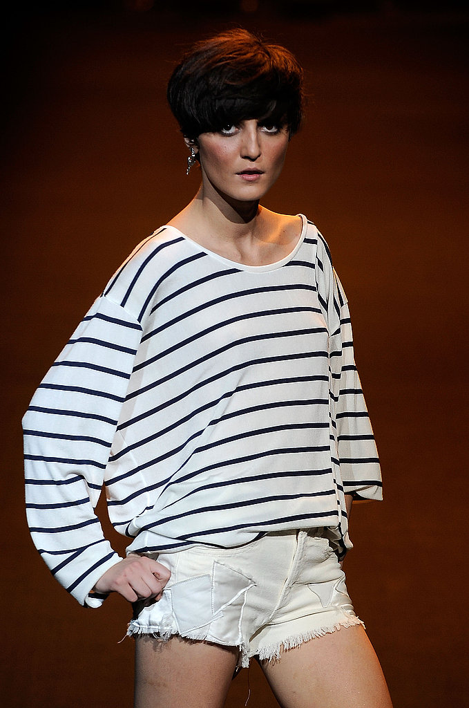 New York Fashion Week: Erin Wasson X RVCA Spring 2010