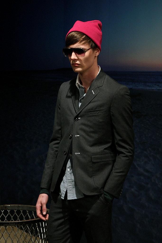 New York Fashion Week: Band of Outsiders/Boy Spring 2010