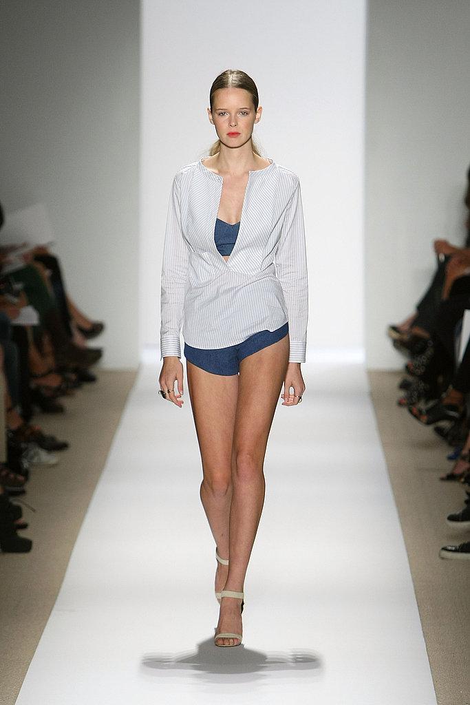 New York Fashion Week: Brian Reyes Spring 2010