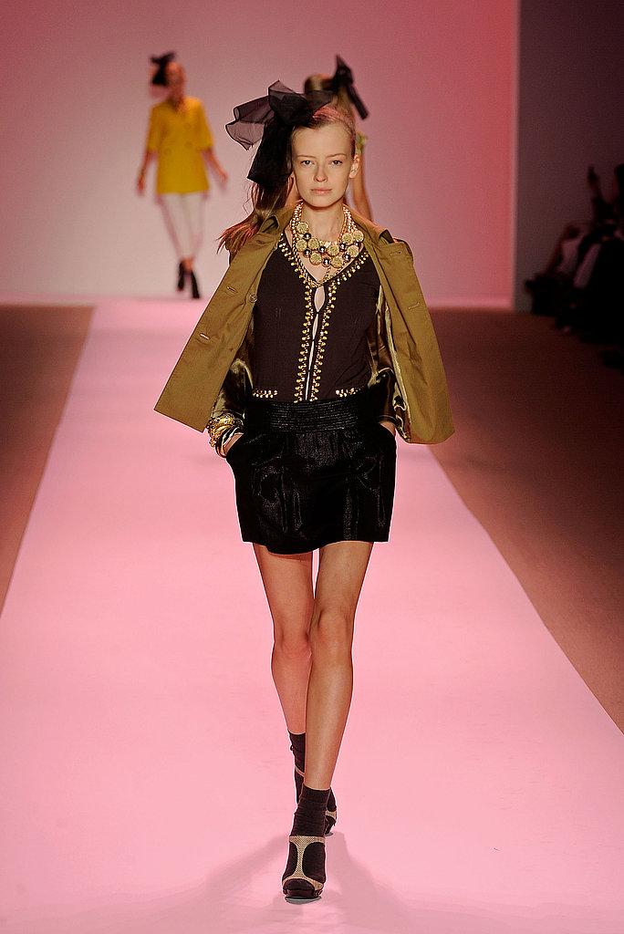 New York Fashion Week: Milly Spring 2010