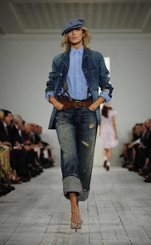 New York Fashion Week: Ralph Lauren Spring 2010