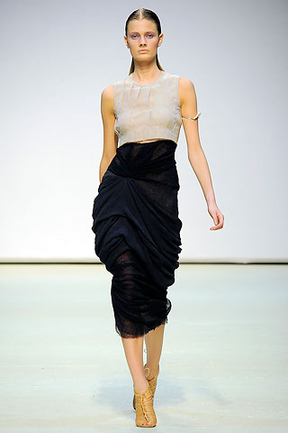 50 Favorite Looks: London Fashion Week Spring 2010