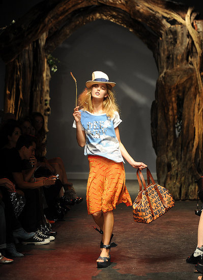 London Fashion Week: Vivienne Westwood Red Label Spring 2010