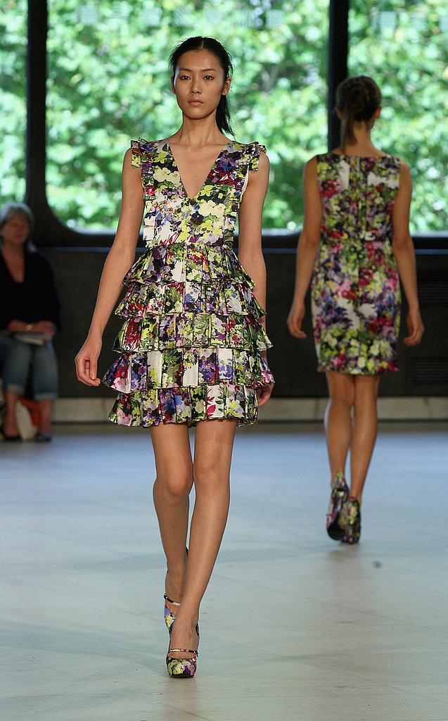 London Fashion Week: Erdem Spring 2010