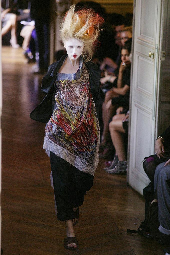 Paris Fashion Week: Vivienne Westwood Spring 2010