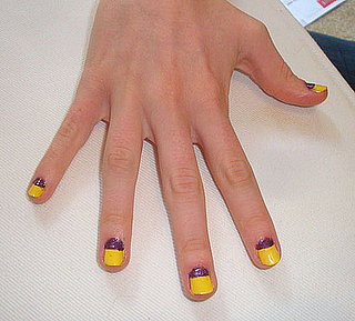 Two-Minute Crescent Manicure