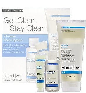 Win a Set of Murad Acne Products For You and Six Friends From Sephora!