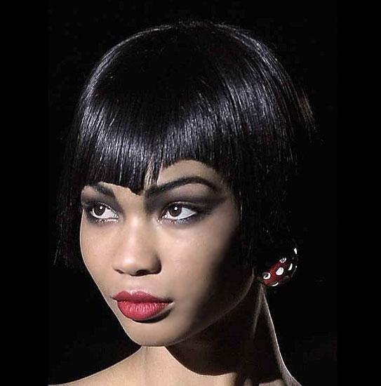 Asymmetrical Hair For Fall